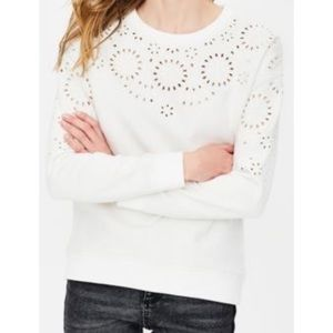 Boden Arabella Drop Shoulder Sweatshirt 7751